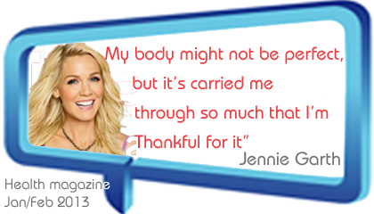 Jennie Garth's quote #3