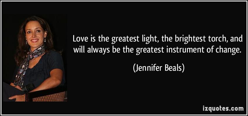 Jennifer Beals's quote #3