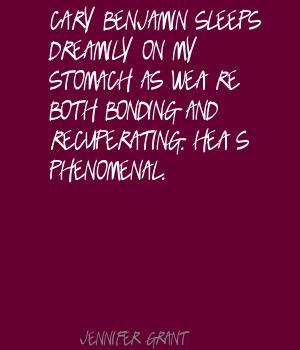 Jennifer Grant's quote #2