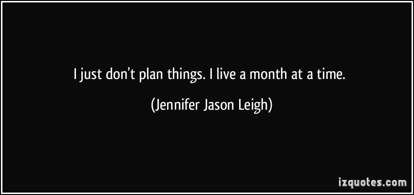 Jennifer Jason Leigh's quote #6