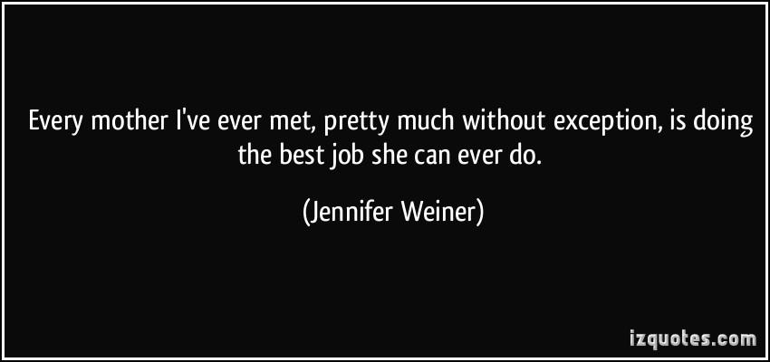 Jennifer Weiner's quote #3