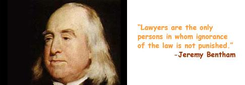 Jeremy Bentham's quote #5