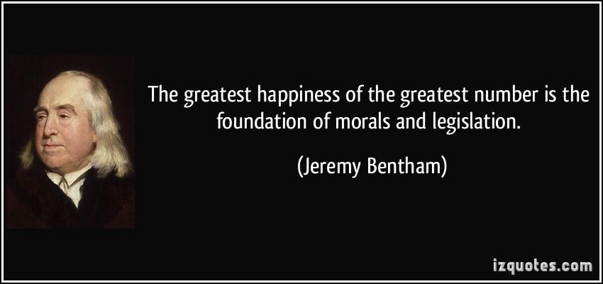 Jeremy Bentham's quote #3