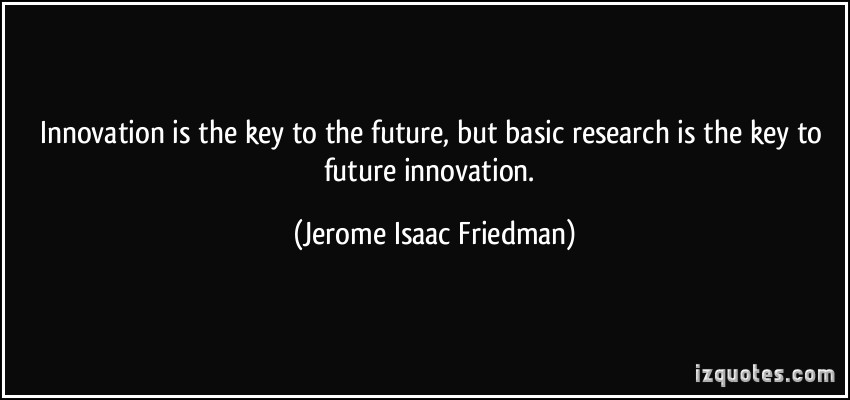 Jerome Isaac Friedman's quote #2