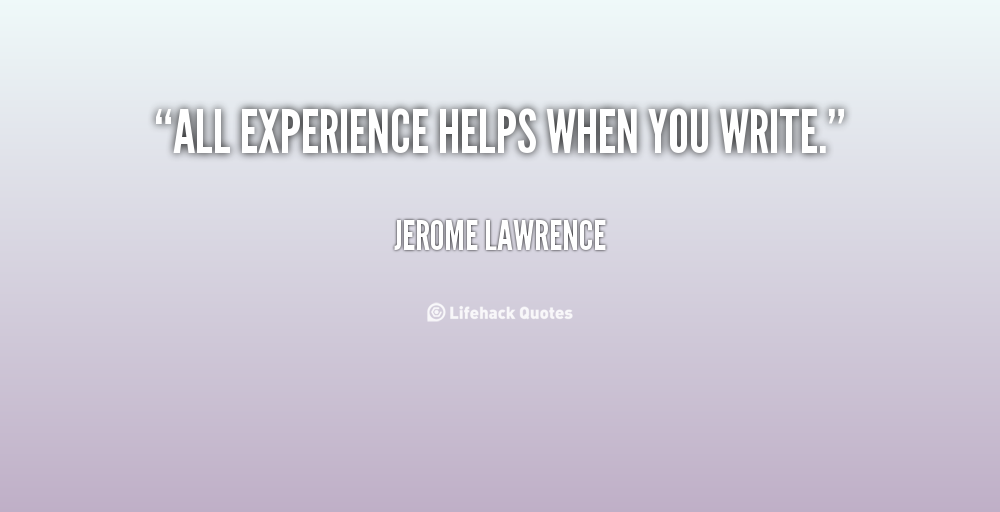 Jerome Lawrence's quote #6