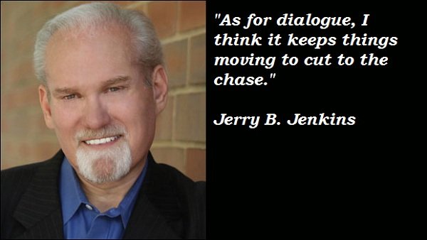 Jerry B. Jenkins's quote #8