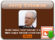 Jerry Coleman's quote #8