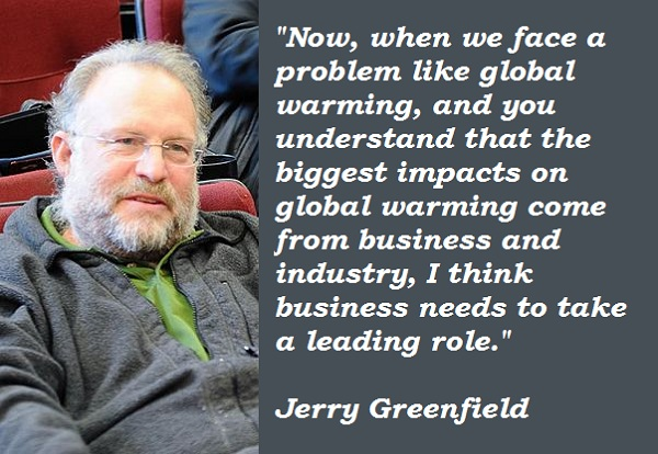 Jerry Greenfield's quote #4