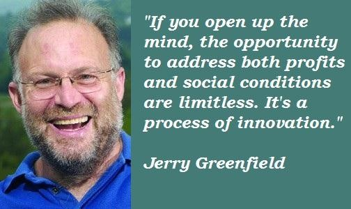 Jerry Greenfield's quote #2