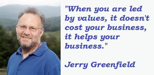 Jerry Greenfield's quote #7