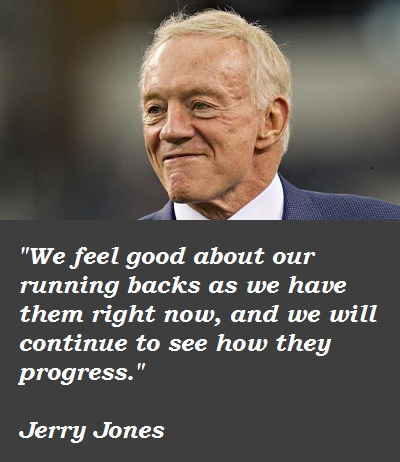 Jerry Jones's quote #3