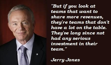 Jerry Jones's quote #1