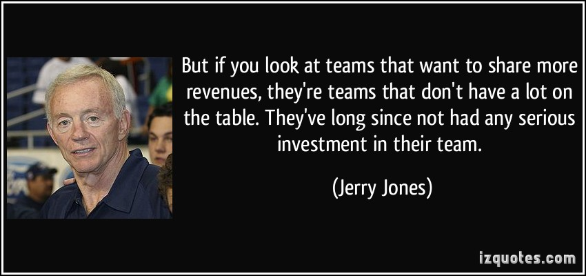 Jerry Jones's quote #2
