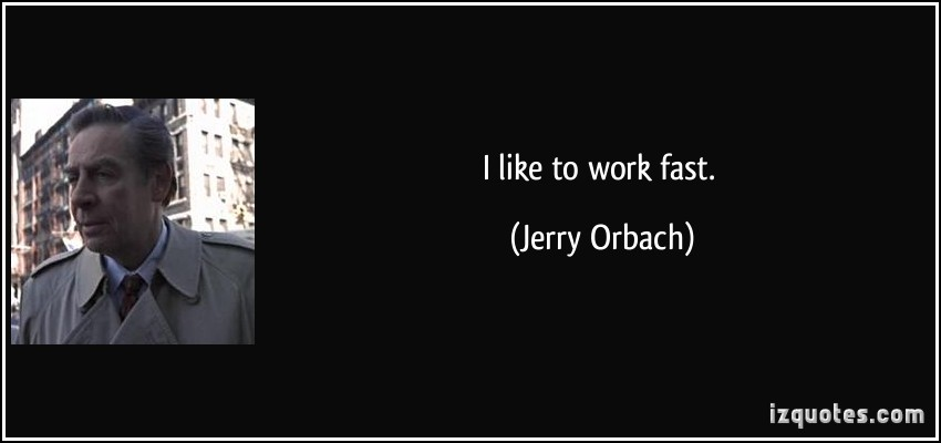 Jerry Orbach's quote #7