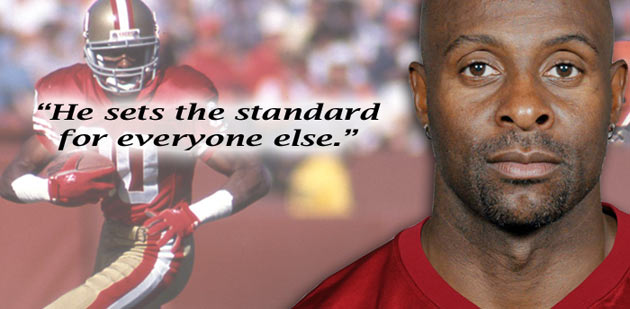 Jerry Rice's quote #1