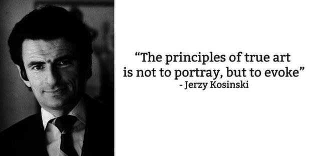 Jerzy Kosinski's quote #1