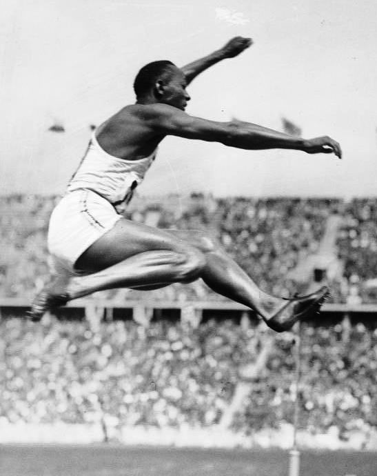 Jesse Owens's quote #2