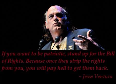 Jesse Ventura's quote #8