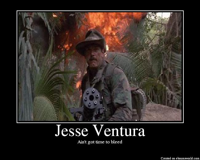Jesse Ventura's quote #5