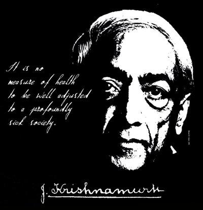 Jiddu Krishnamurti's quote #2