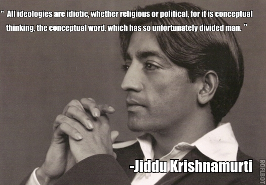 Jiddu Krishnamurti's quote #3