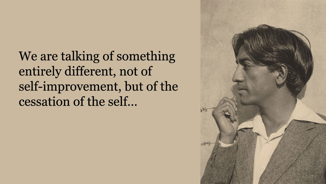j krishnamurti J krishnamurti online, the official repository of the authentic teachings of jiddu krishnamurti.
