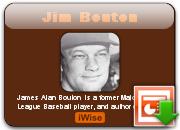 Jim Bouton's quote #6