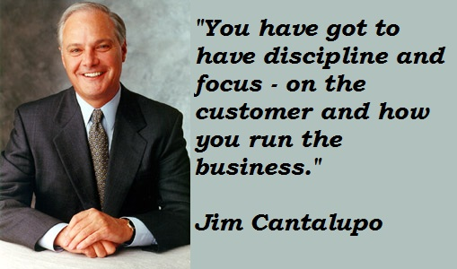 Jim Cantalupo's quote #2