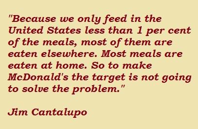 Jim Cantalupo's quote #4