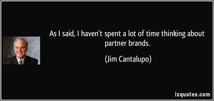 Jim Cantalupo's quote #6