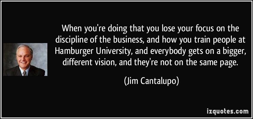 Jim Cantalupo's quote #8