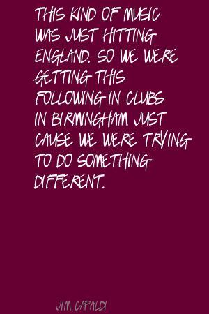 Jim Capaldi's quote #1