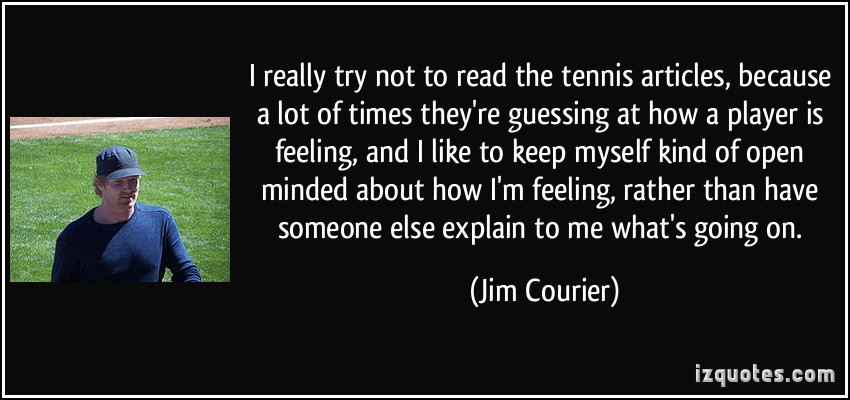Jim Courier's quote #3