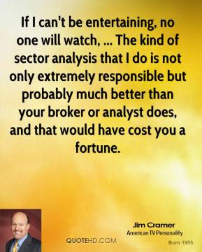 Jim Cramer's quote #4