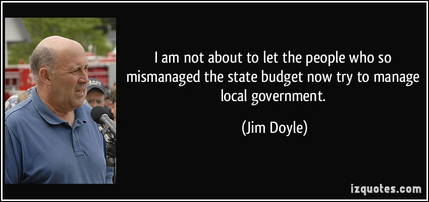 Jim Doyle's quote #5