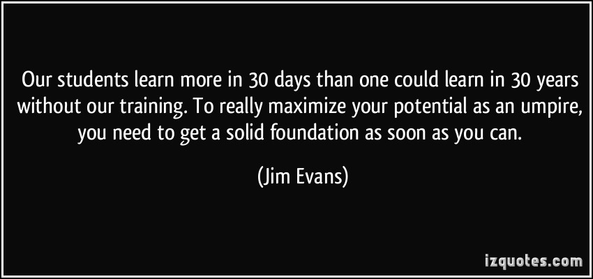 Jim Evans's quote #2