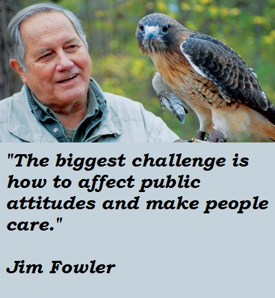 Jim Fowler's quote #2