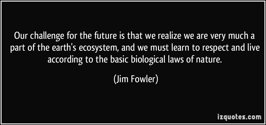 Jim Fowler's quote #3