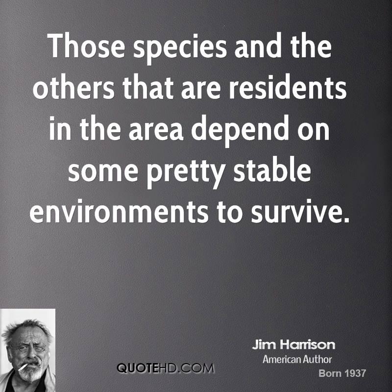 Jim Harrison's quote #5