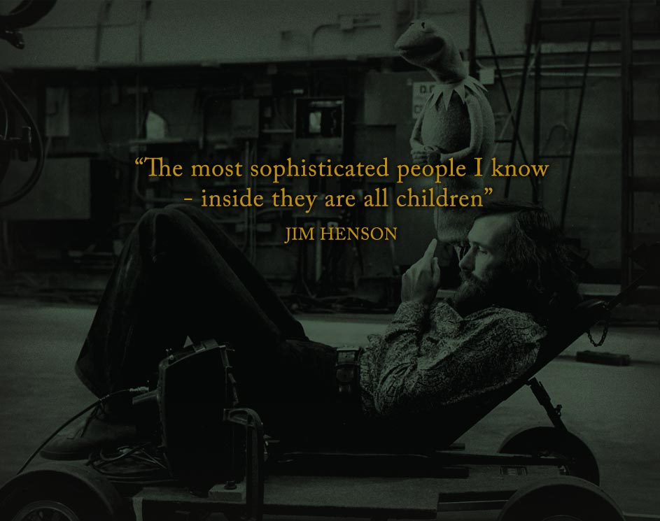 Jim Henson's quote #5