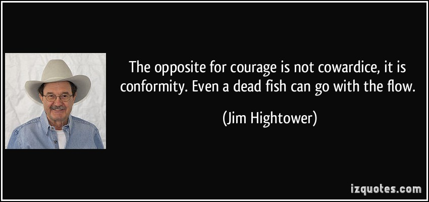 Jim Hightower's quote #2