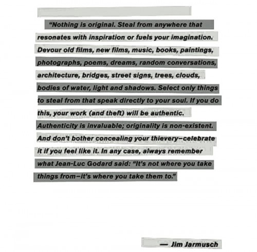 Jim Jarmusch's quote #3