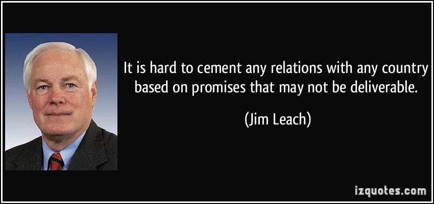 Jim Leach's quote #3