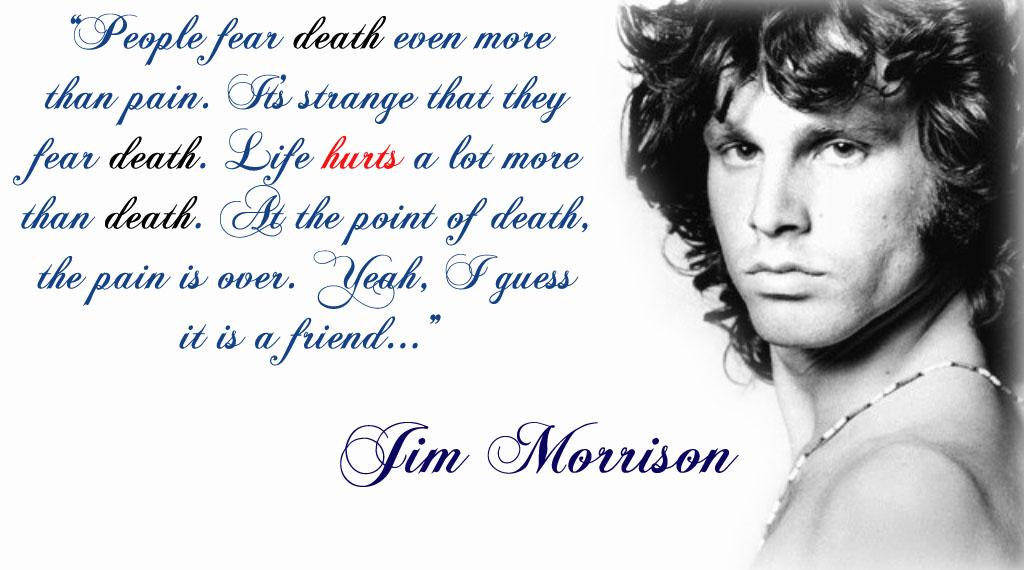Jim Morrison Quotes Wallpaper Jim Morrison 39 s Quote 7