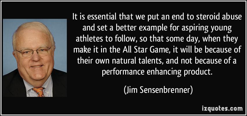 Jim Sensenbrenner's quote #1
