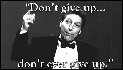 Jim Valvano's quote
