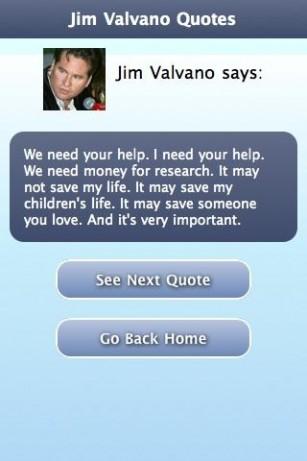 Jim Valvano's quote #2