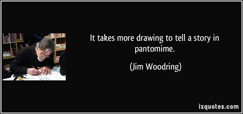 Jim Woodring's quote #2