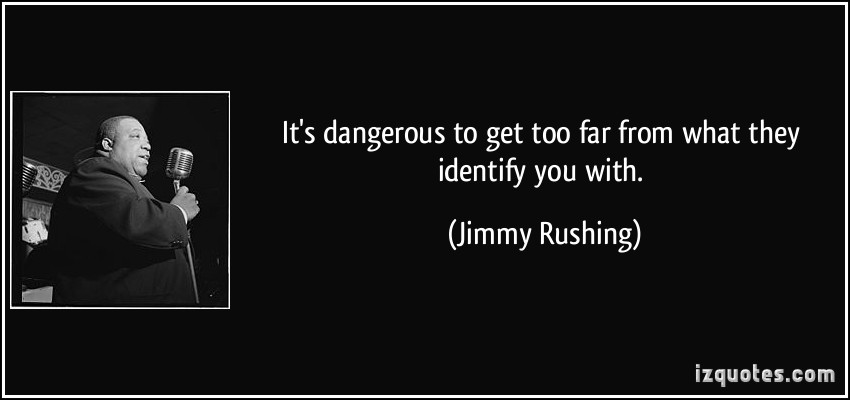 Jimmy Rushing's quote #3
