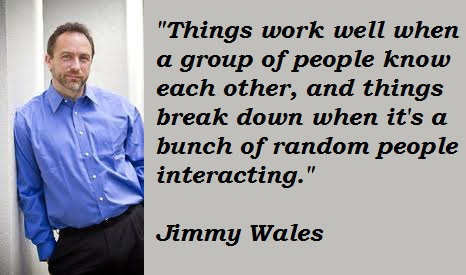 Jimmy Wales's quote #2